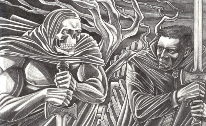 La nemesi e l'umbratile custode
