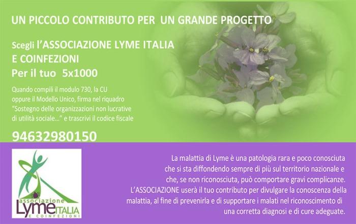 Associazione Lyme Italia eCoinfezioni