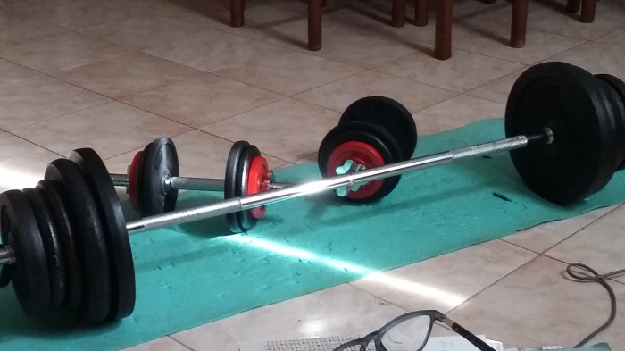 Lifting my problems